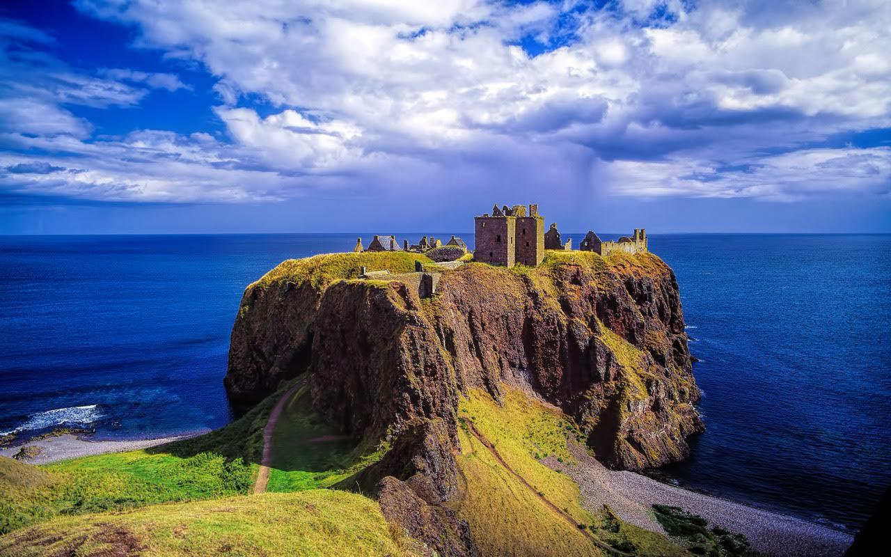 10. Dunnottar Castle