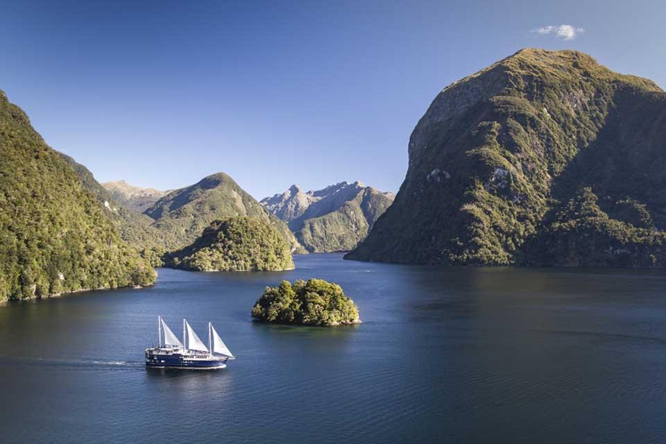 3. Fiordland
