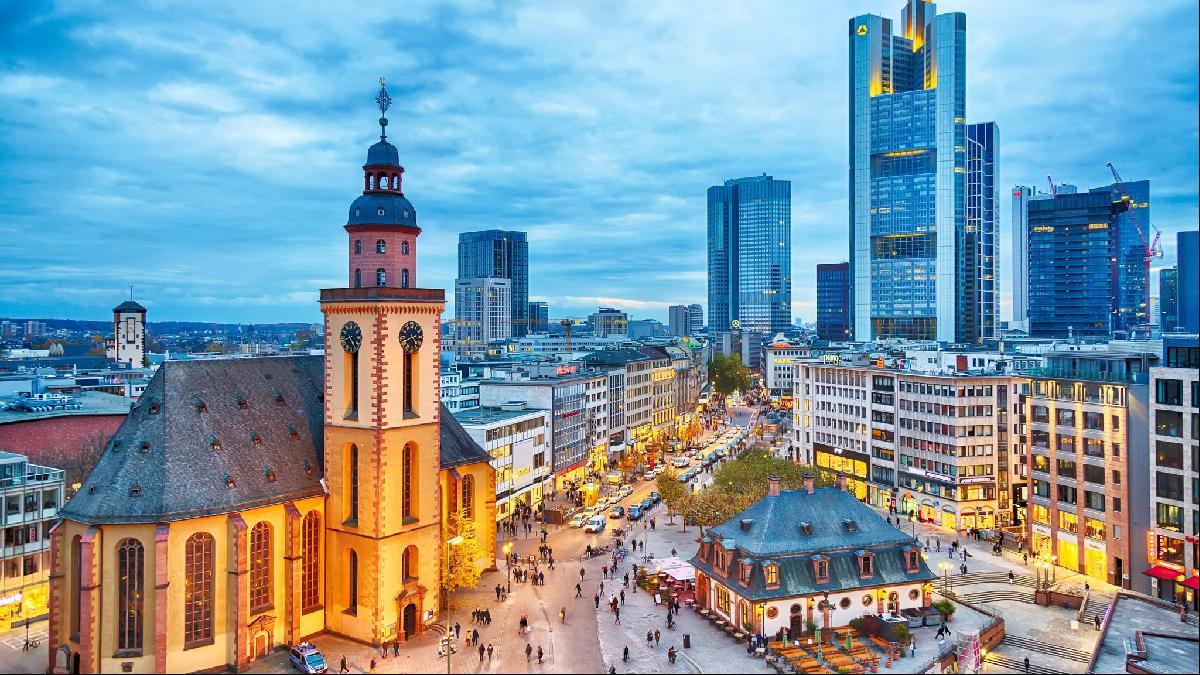 7. Frankfurt