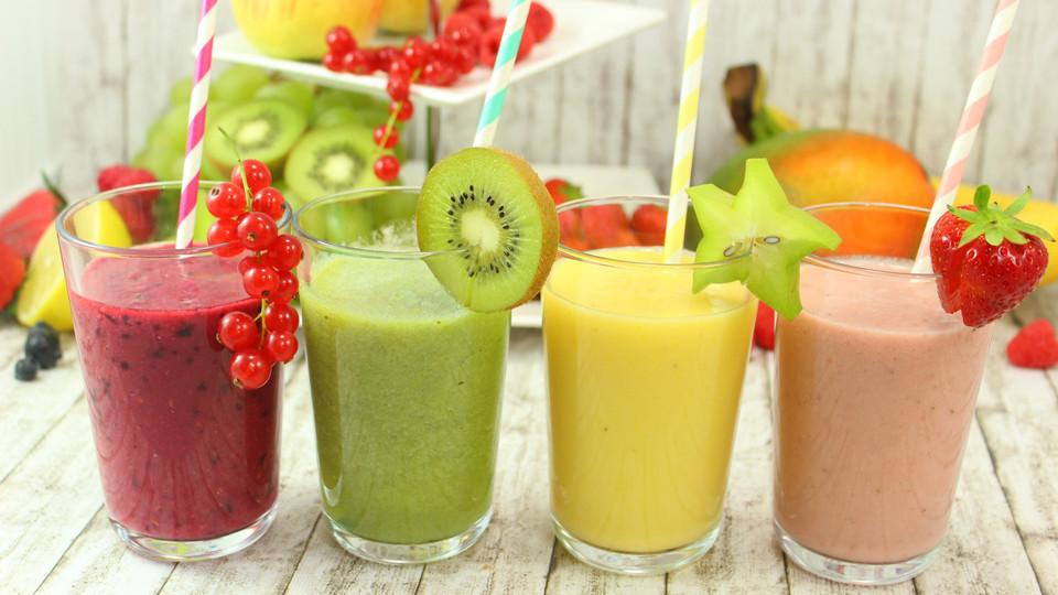 Sinh Tố (Fruit Smoothie)