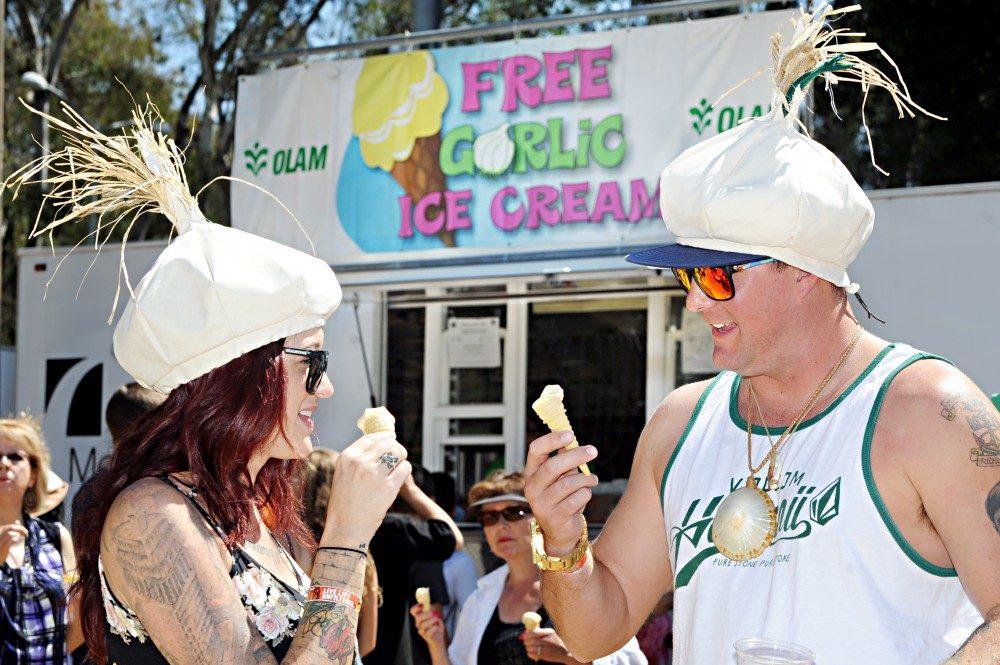 Gilroy Garlic Festival: Gilroy, California
