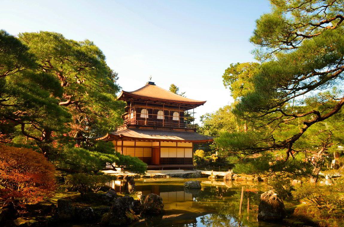 4. Ginkakuji Temple