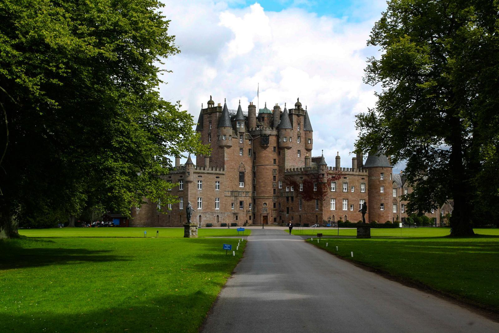 2. Glamis Castle