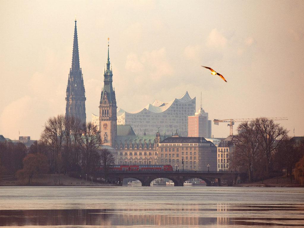 4. Hamburg