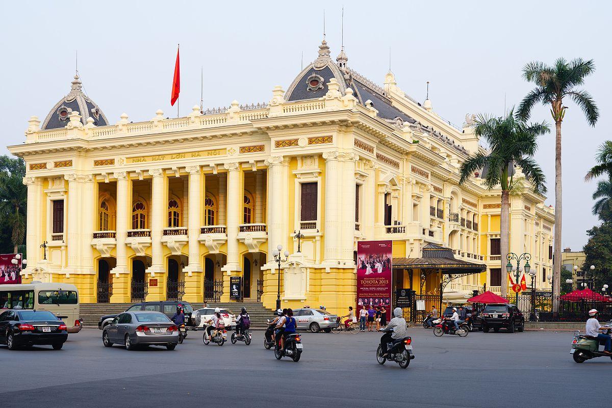 Good to Know about Hanoi Opera House
