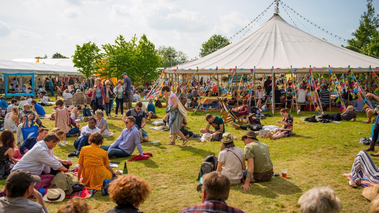 10. Hay-on-Wye Festival