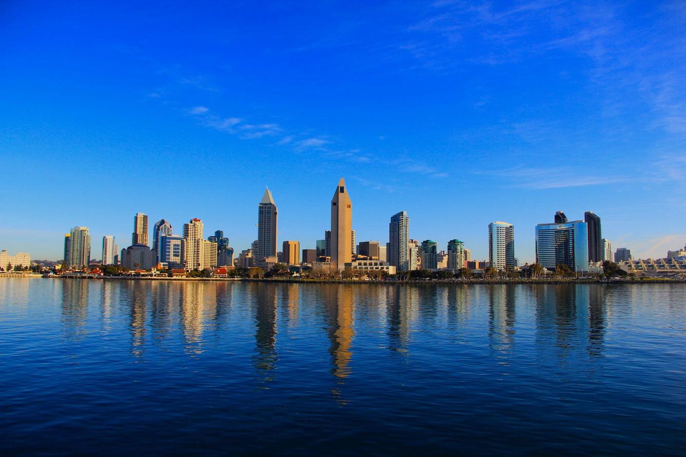 San Diego, thành phố cổ kính và quyến rũ
