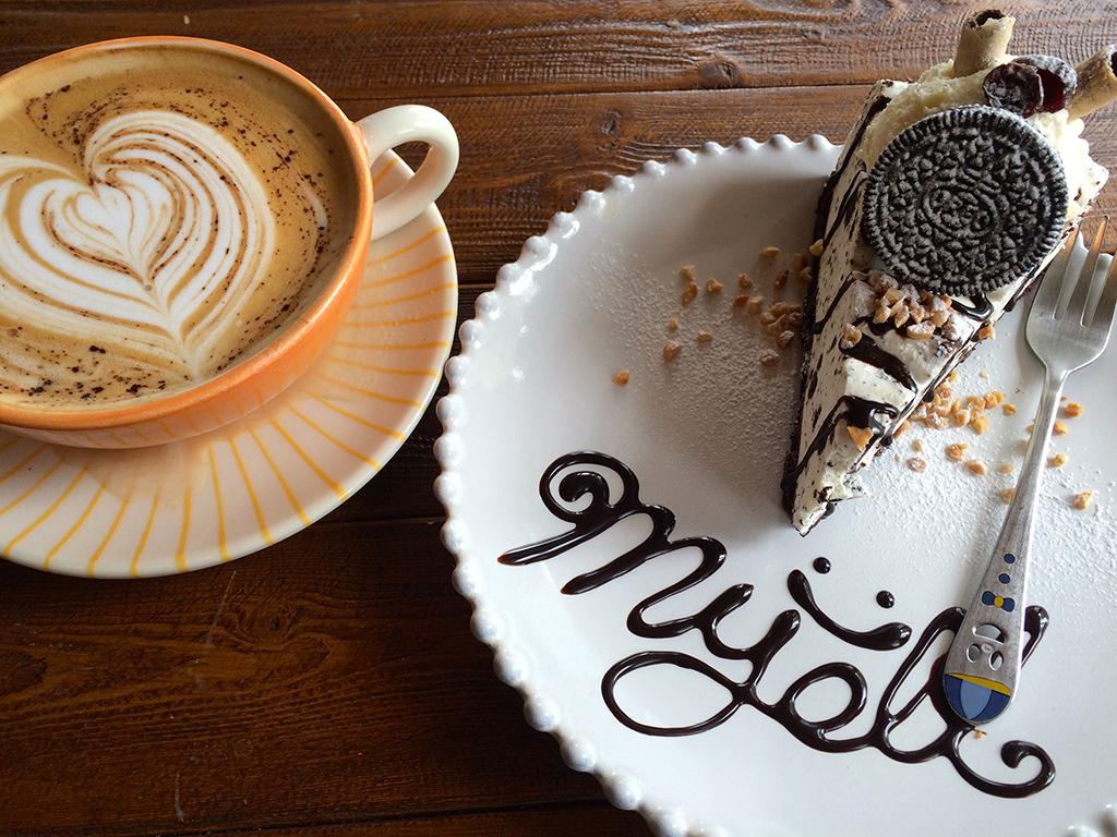 4. Hoho Myoll Cafe