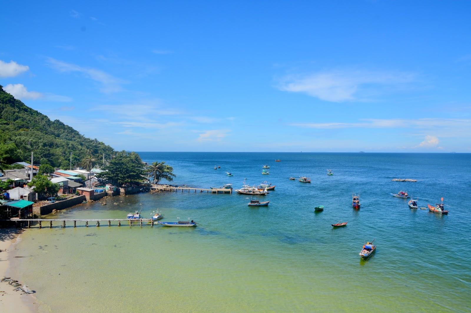 Hon Nghe Island – The raw gem in Ha Tien bay