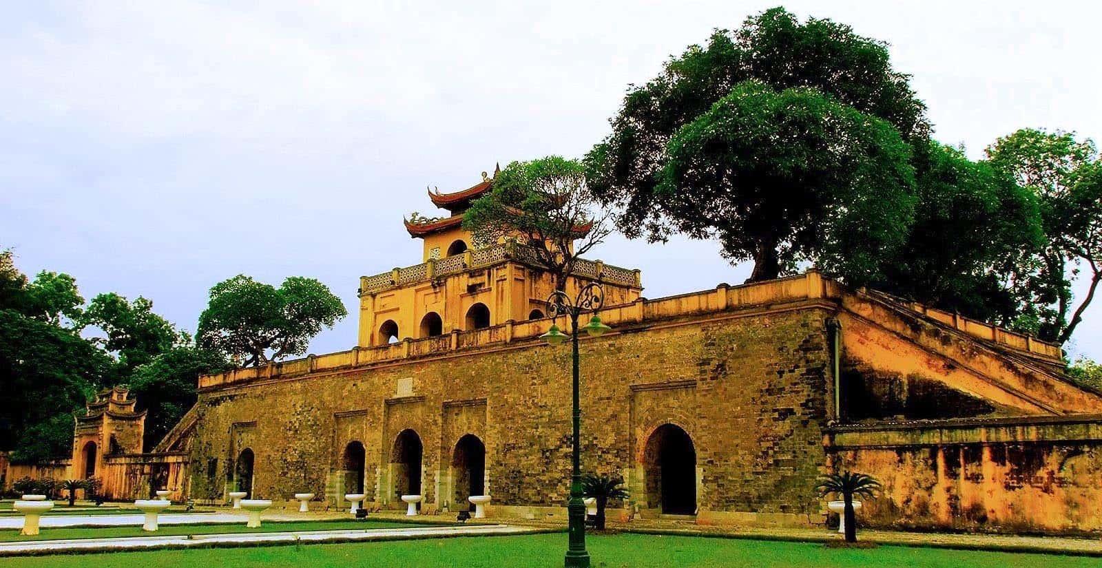 2. Imperial Citadel of Thang Long