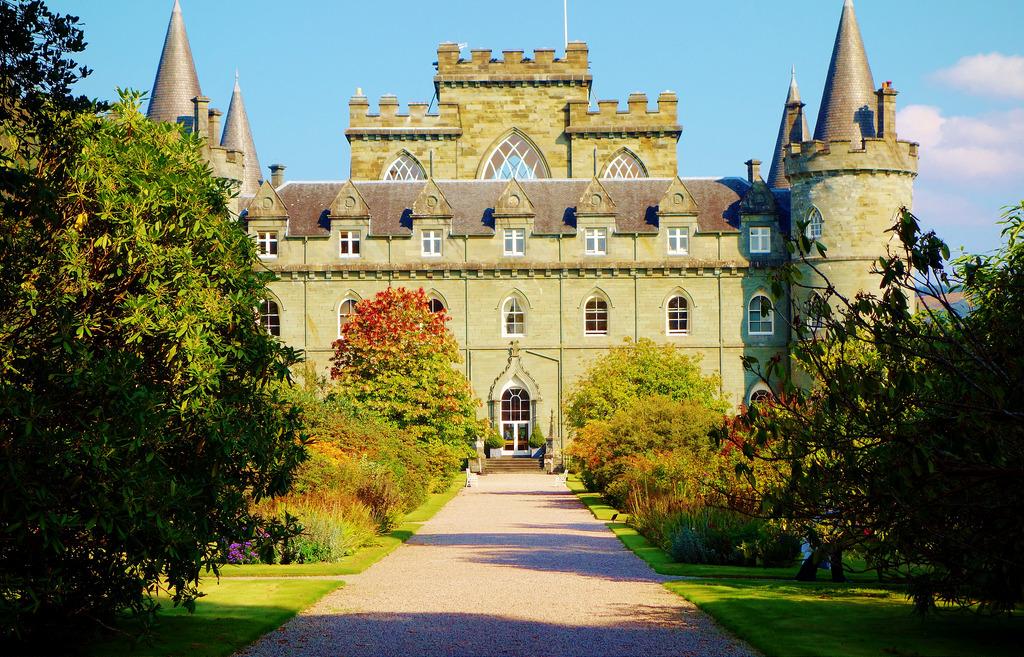 6. Inveraray Castle