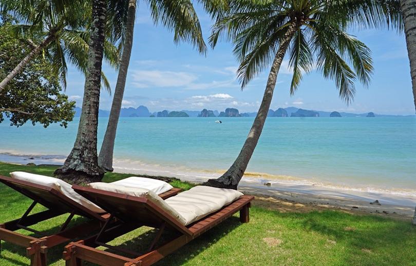 5. Ko Yao Island Resort