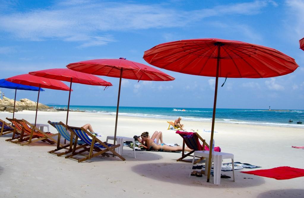 5. Explore the Koh Samet island
