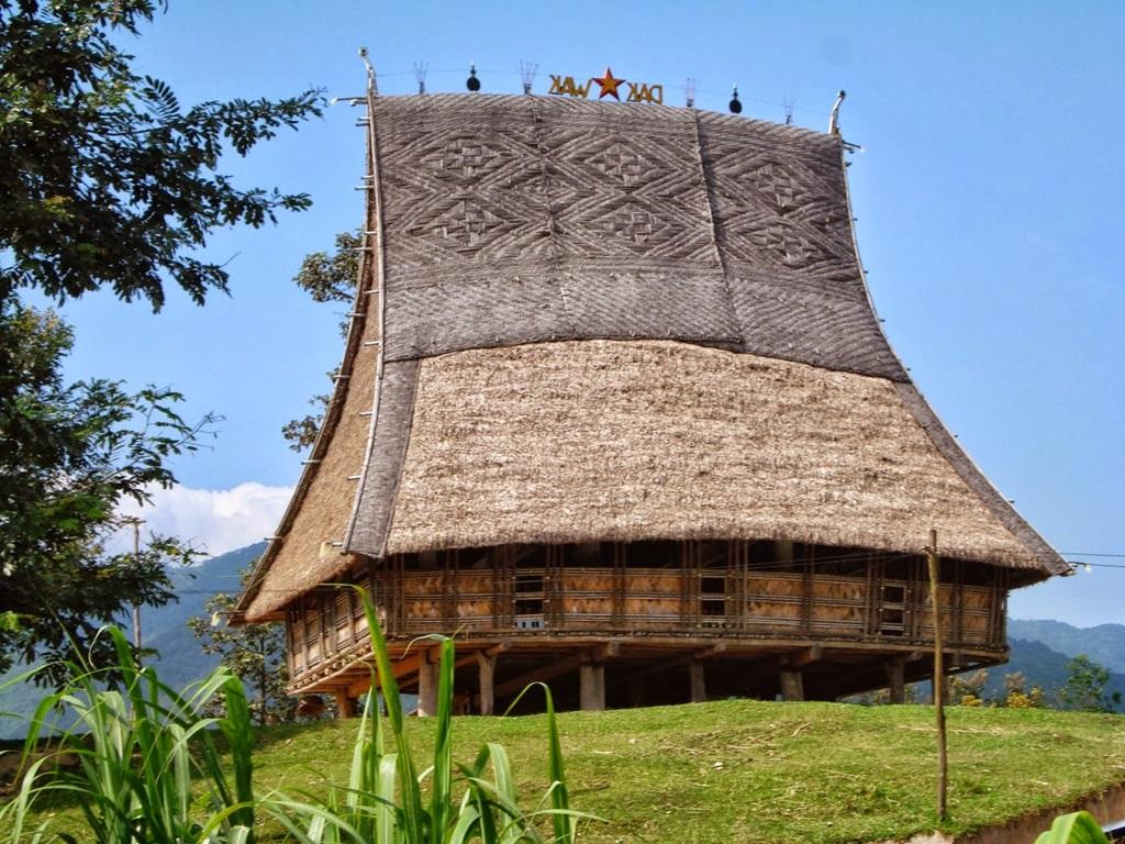 3. Visit minority villages around Kon Tum