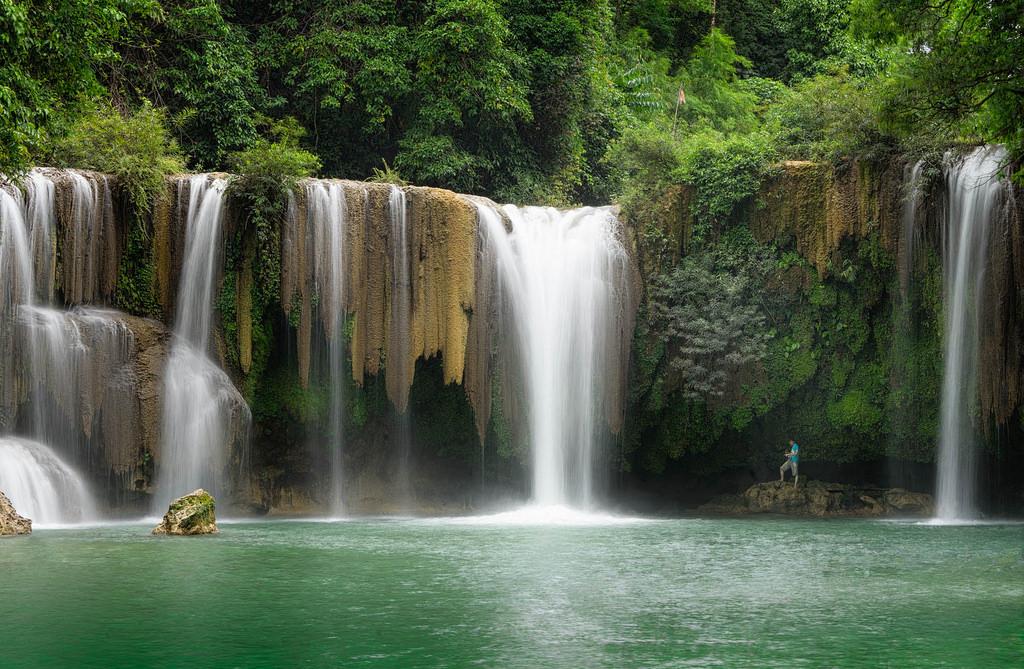 Kyone Htaw Falls