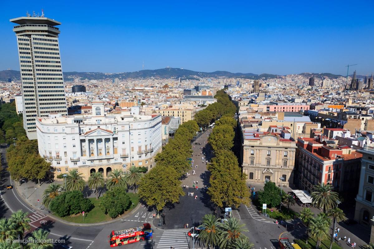 3. La Rambla: Barcelona's Social Hub
