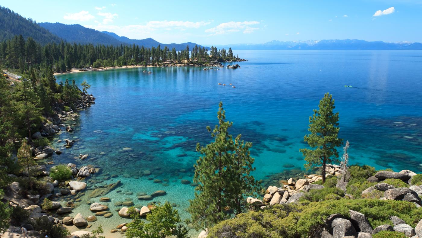 Lake Tahoe, Nevada & California
