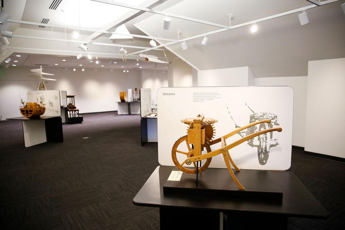 6. Explore the Leonardo da Vinci Museum