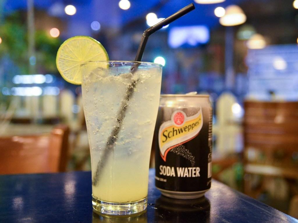 Soda Chanh (Lime Soda)