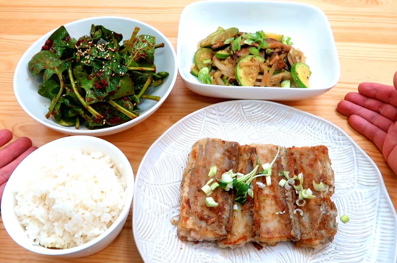 Local Jeju specialties