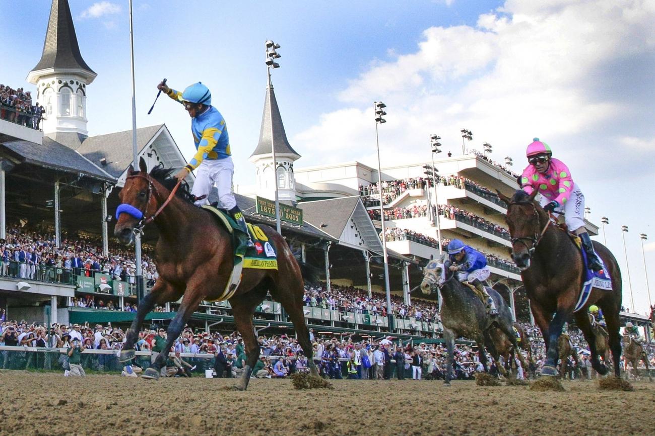 7. Louisville - Kentucky Derby