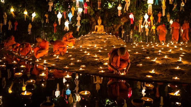 Lễ hội Loi Krathong, Thái Lan
