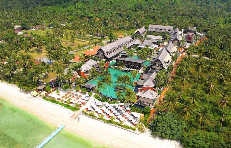 8. Mai Samui Beach Resort & Spa