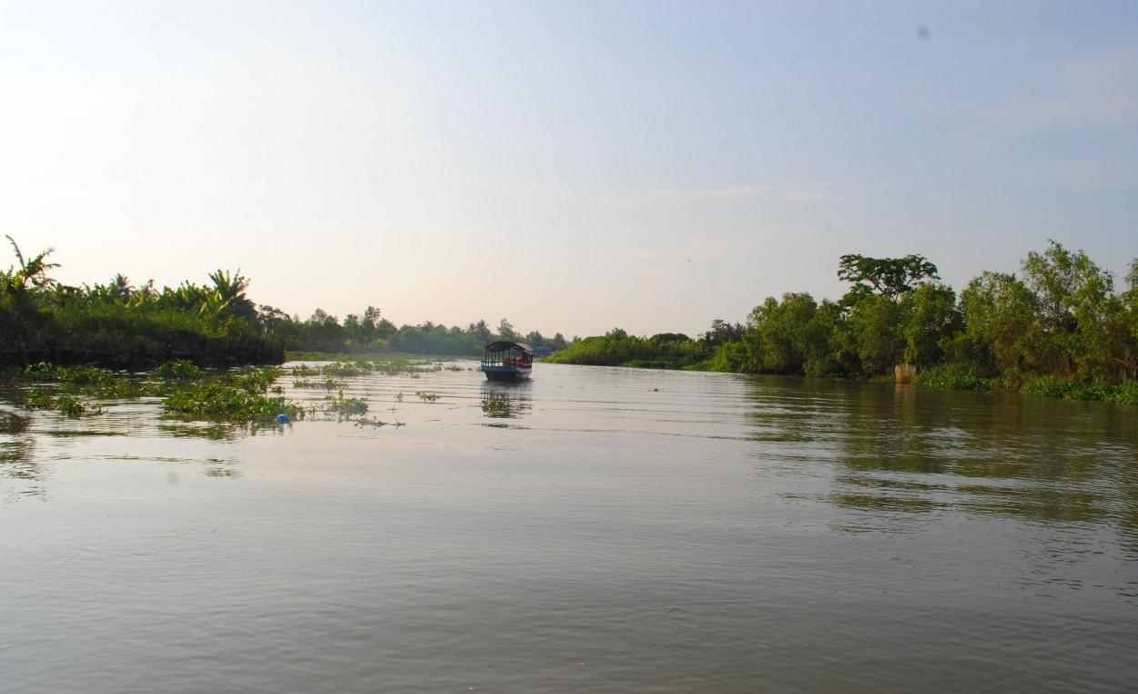 5. Cycle the Mekong Delta's An Binh Island
