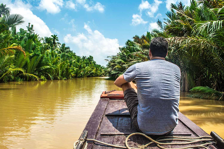 4. Mekong Delta