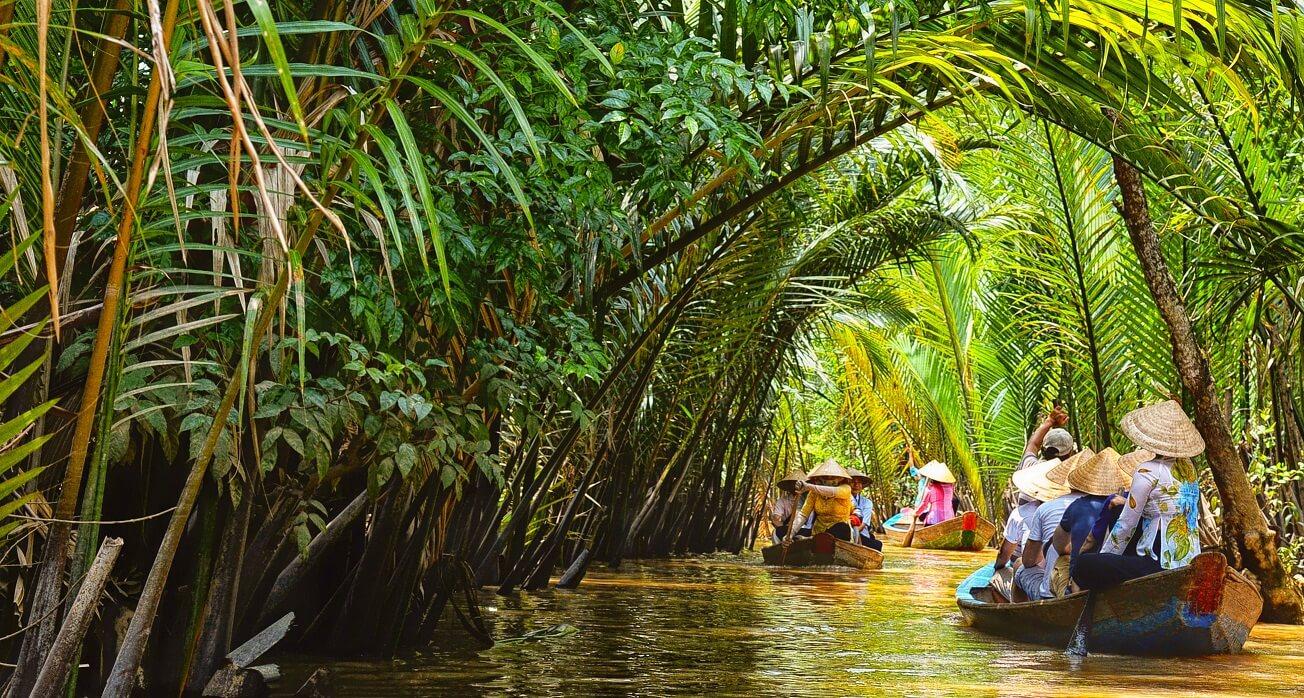 2. Mekong Delta