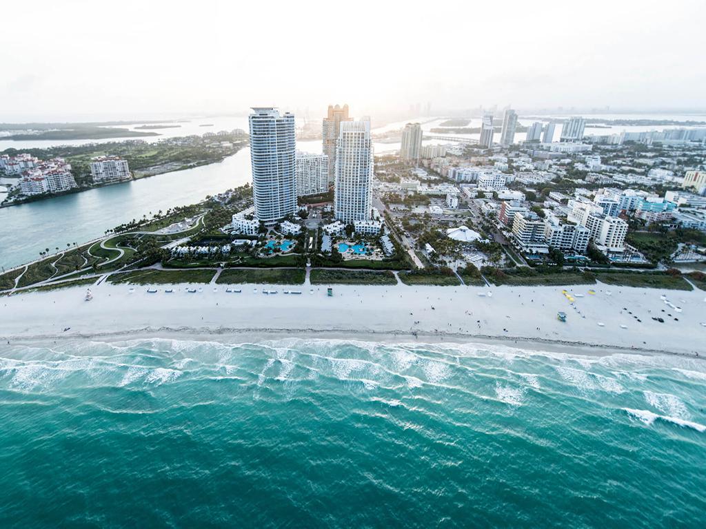 4. Miami, USA