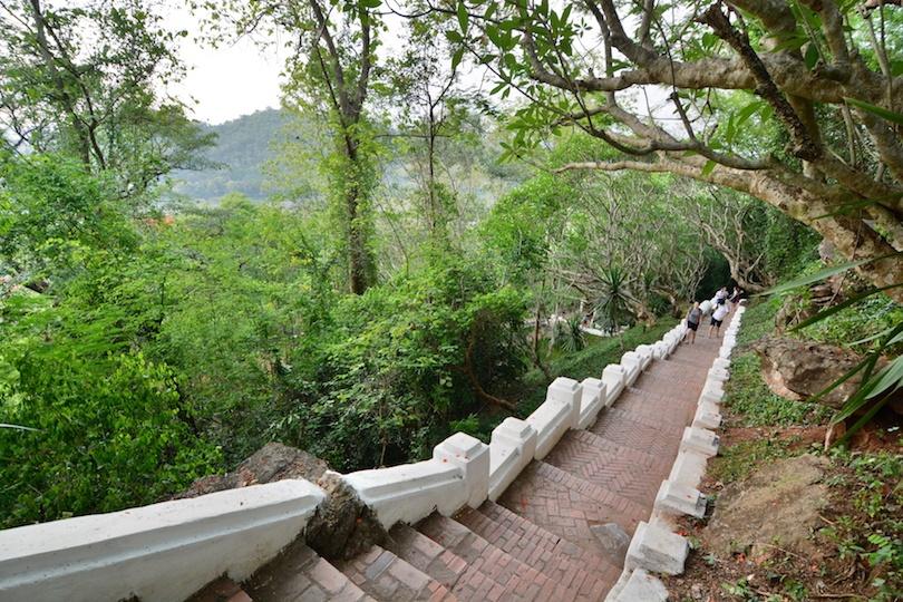 3. Mount Phousi