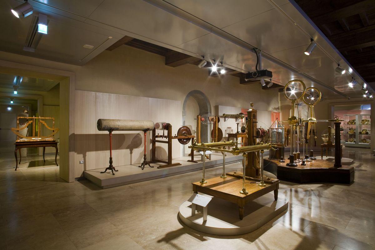 8. Peek through Ancient Telescopes at Museo Galileo