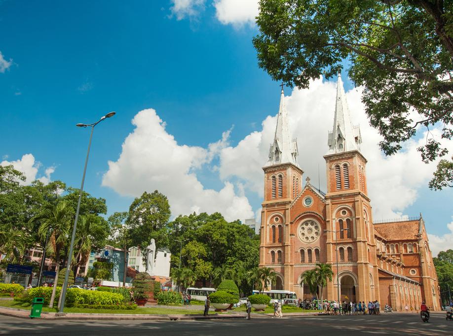 Notre-Dame Basilica, Saigon