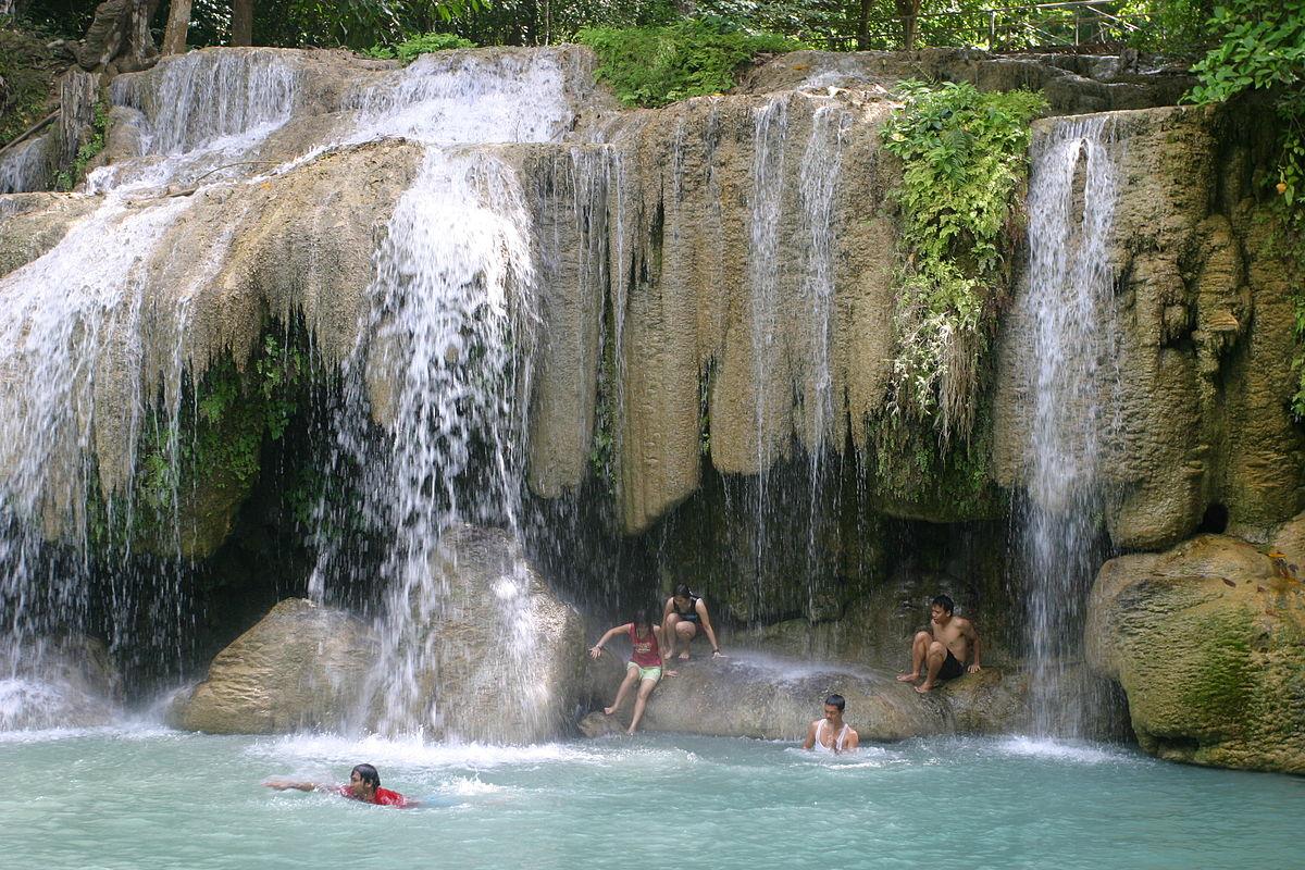 Nam Tok Falls