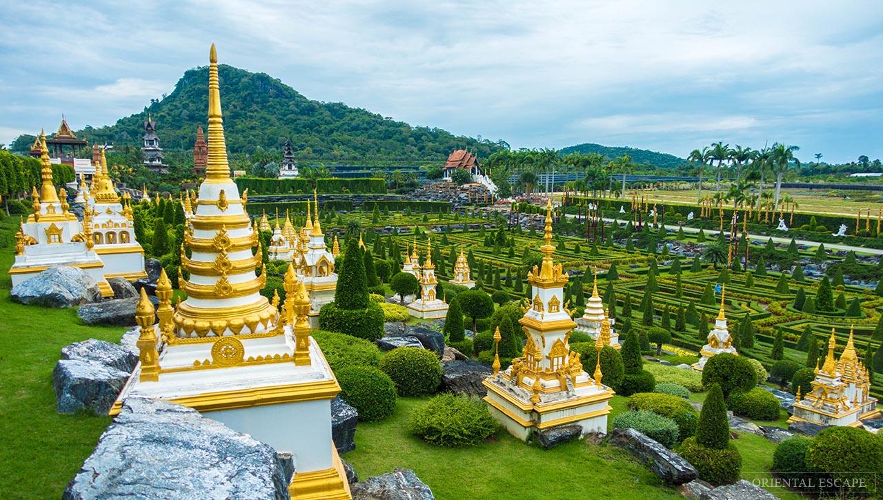 1. Nong Nooch Village