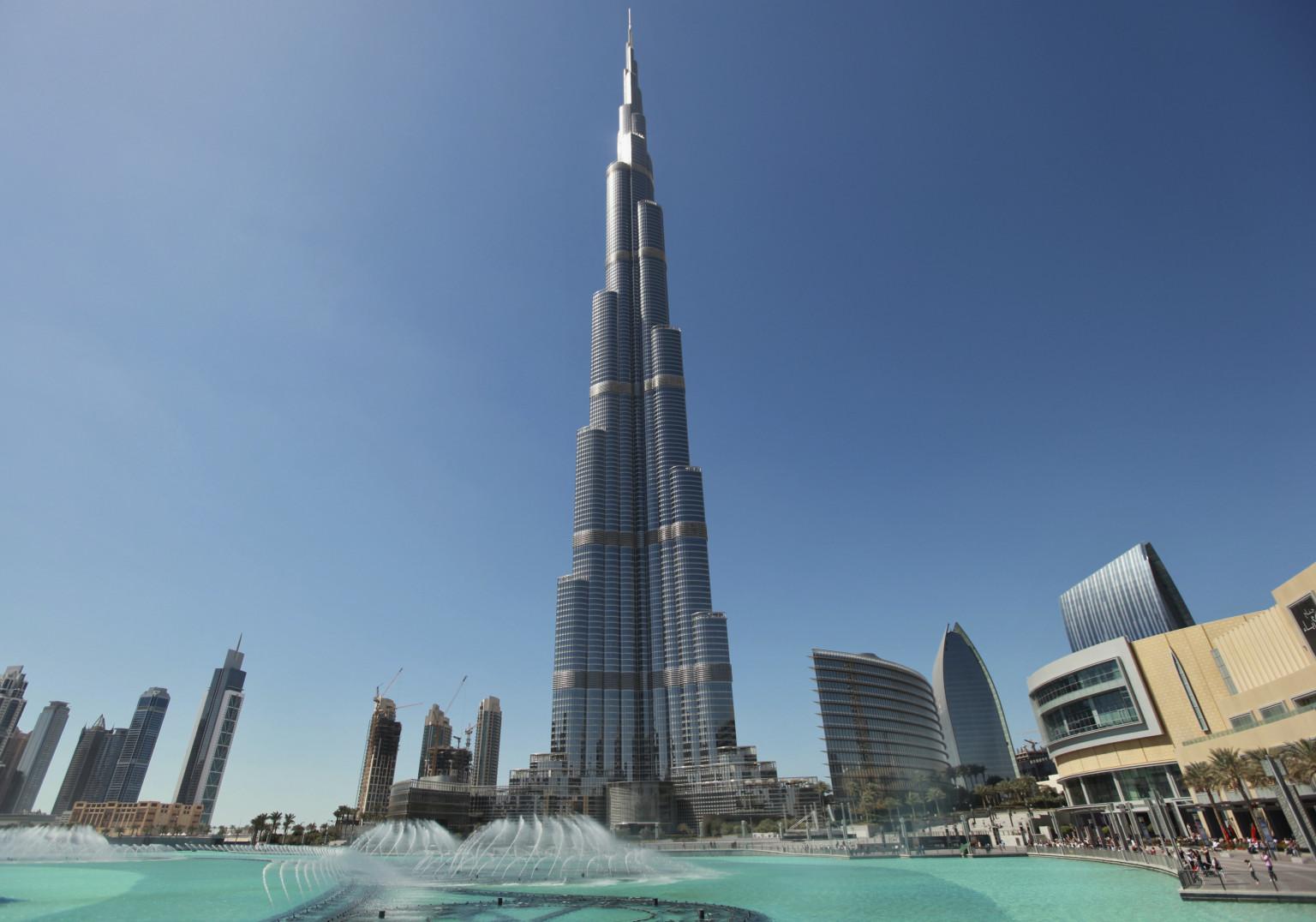 Dubai, giấc mơ phồn hoa đương đại