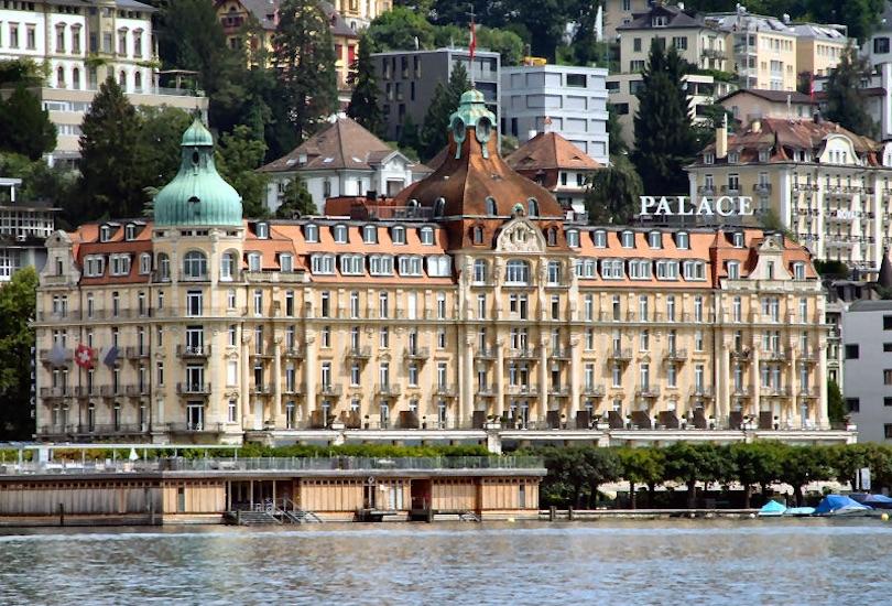 6. Palace Luzern, Lucerne