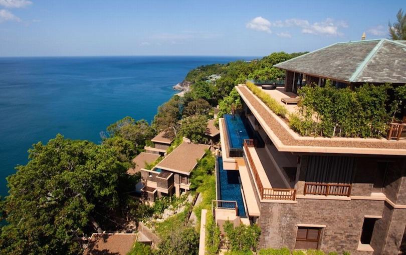 2. Paresa Resort Phuket