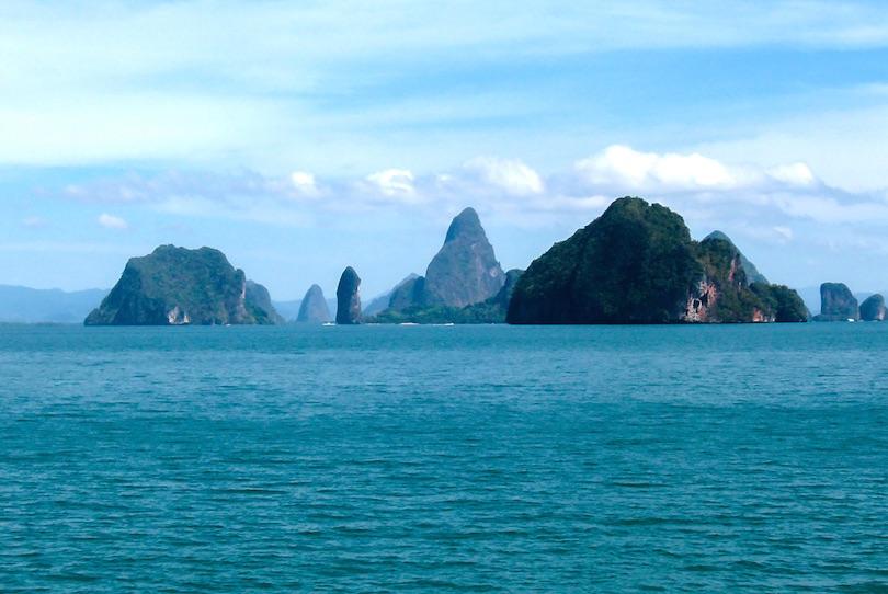 2. Phang Nga Bay Canoe Cave Tour from Phuket