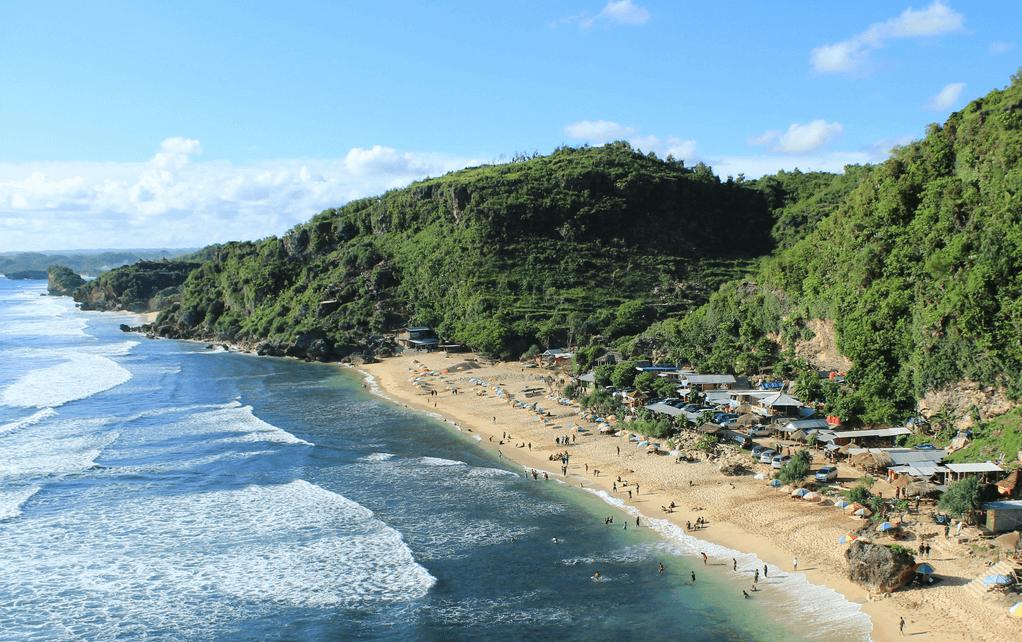 2. Pok Tunggal Beach