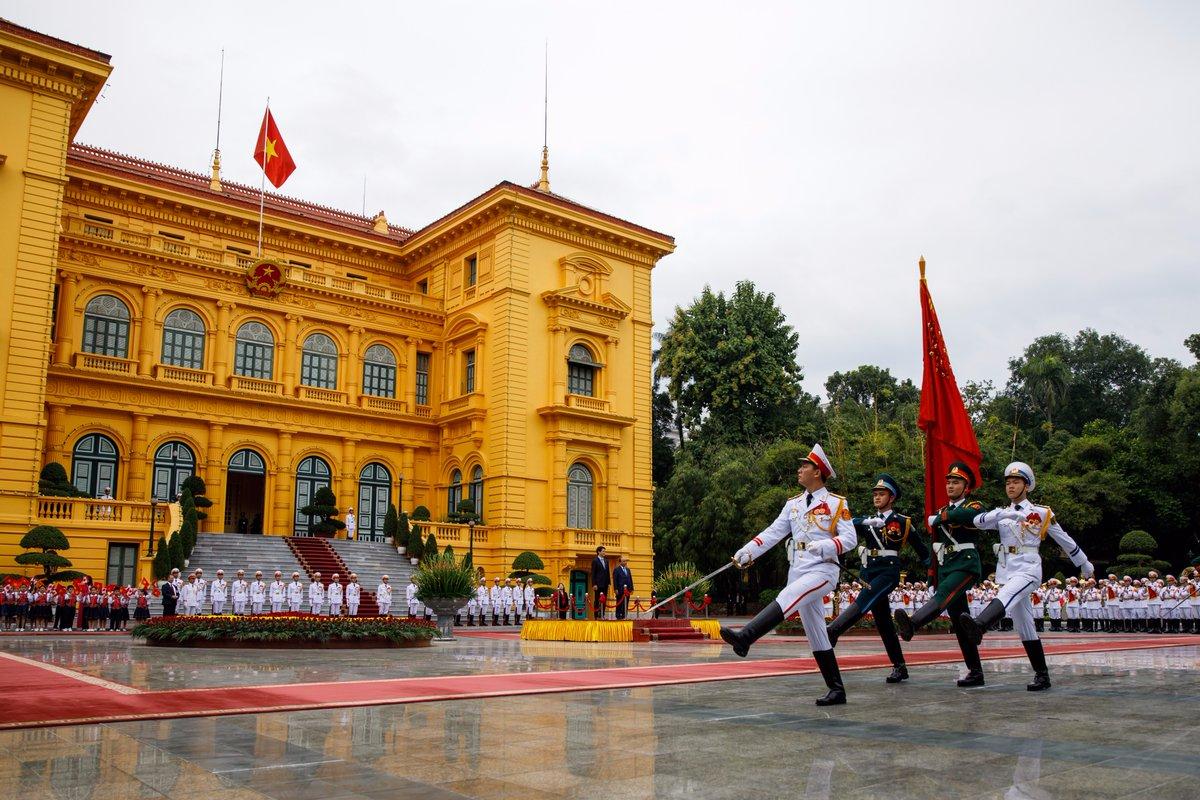 5. Presidential Palace Hanoi