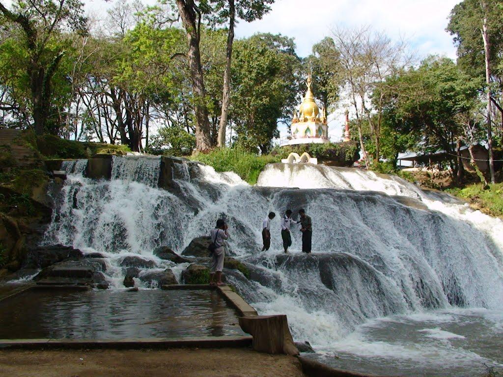 Pwe Kauk Falls