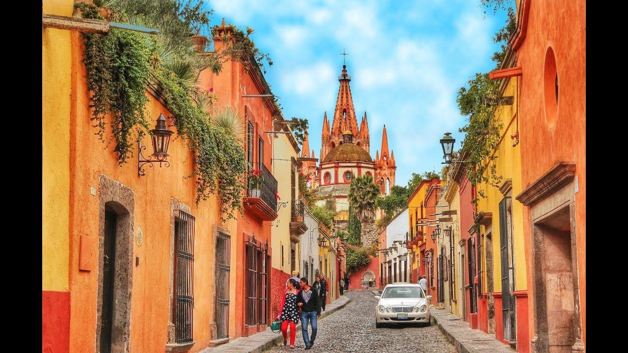 4. San Miguel de Allende, Mexico