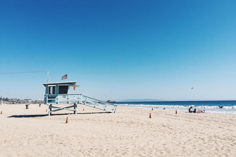 2. Santa Monica State Beach