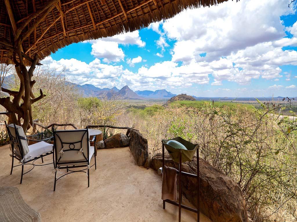 Sarara Camp, Kenya