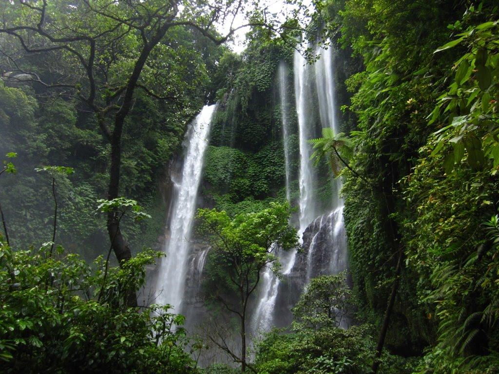 Sekumpul Waterfalls (Bali, Indonesia)