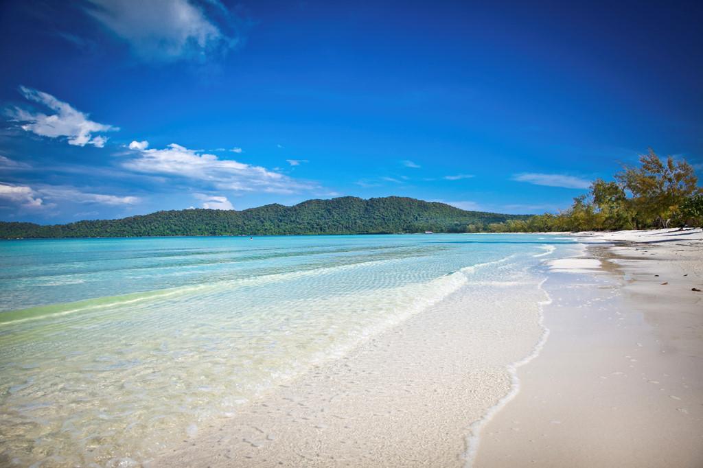 3. Sihanoukville Beaches