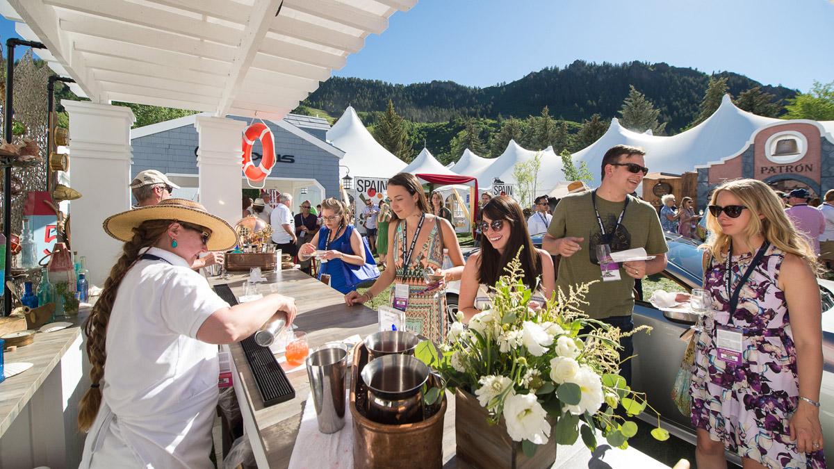 Food & Wine Classic in Aspen: Aspen, Colorado
