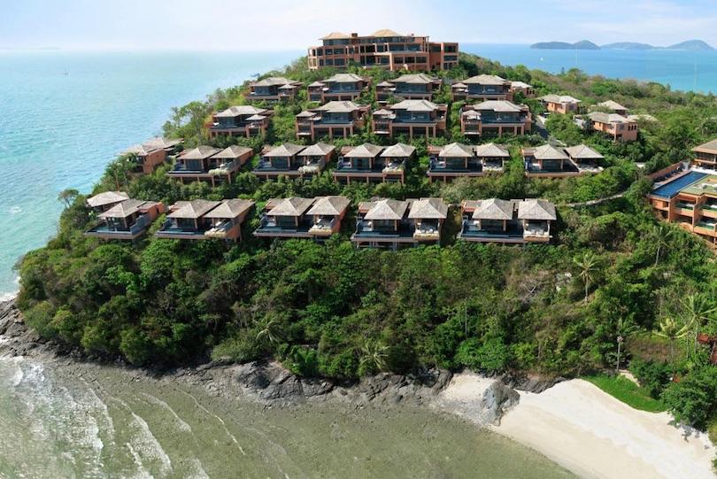 6. Sri Panwa Villas Phuket